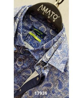 рубашка AMATO 17936 д/р