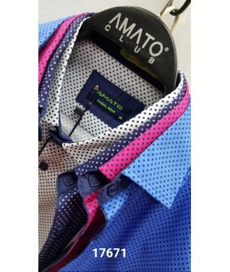 Рубашка Amato 17671 д/р