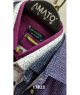 Рубашка amato 17823 д/р