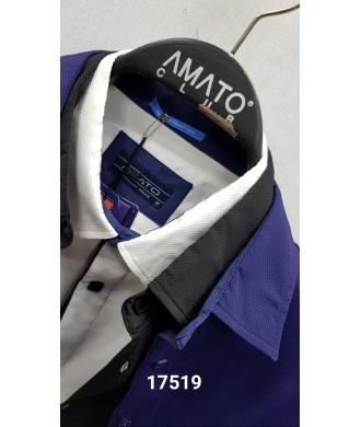 рубашка AMATO 17519 д/р