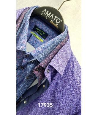 Рубашка AMATO 17935 д/р