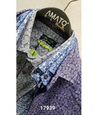 Рубашка amato 17939 д/р
