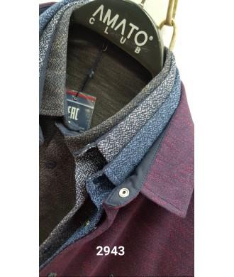 рубашка великан black stones 4943 д/р