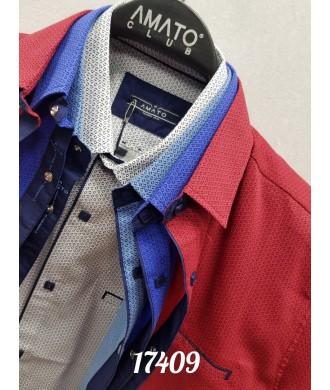 Рубашка 17409 к/р