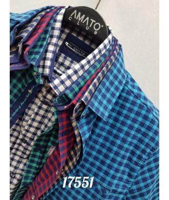 Рубашка 17551 к/р