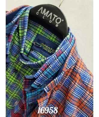Рубашка 16958 к/р