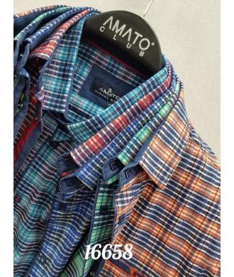 Рубашка 16658 к/р