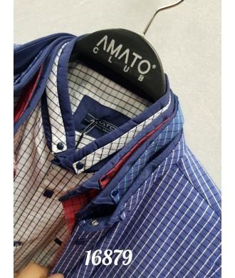 Рубашка Amato 16879 к/р