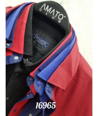 Рубашка AMATO 16965 к/р