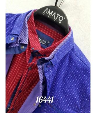 Рубашка Amato 16441 к/р