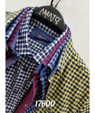 Рубашка AMATO 17600 к/р