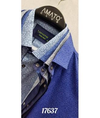 Рубашка amato 17637 к/р