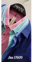 рубашка AMATO 17609 к/р