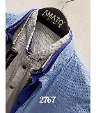 рубашка black stones 2767 к/р