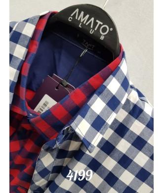 рубашка  TAFT 4199 к/р